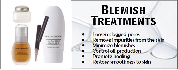 Blemish Treatments