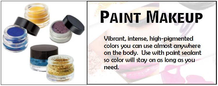 Paint Makeup Products