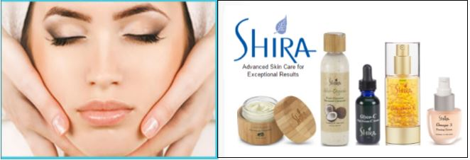 Shira Organic & Natural Products Top Sellers